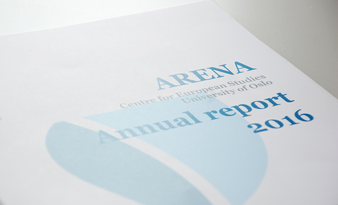 ARENA annual report
