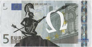 (Illustrasjon: Rob Ryan, Achilles and the euro, http://rob-ryan.blogspot.no/)