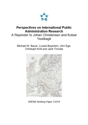 ARENA Working Papers - ARENA Centre for European Studies