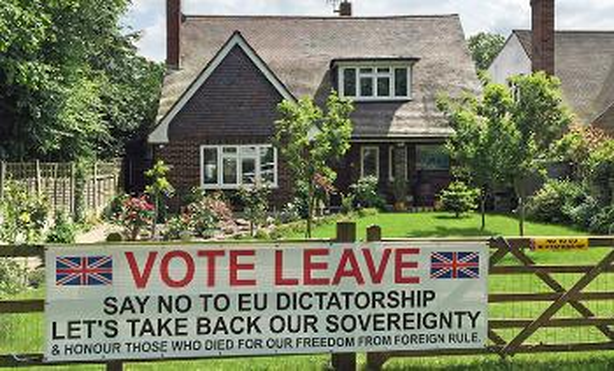 Brexit-hus