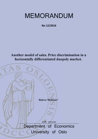 research papers price discrimination airline industry Downloadable price discrimination enjoys a long history in the airline industry borenstein (1989) discusses price discrimination through frequent flyer programs.