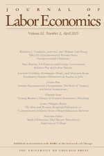 journal-of-labor-economics