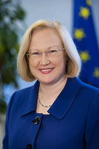 Ambassador to Norway Helen Campbell