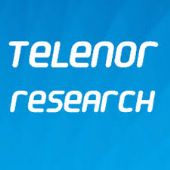Logo Telenor Research