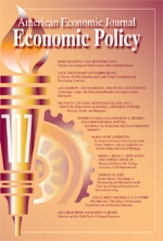 American Economic Journal: Economic Policy