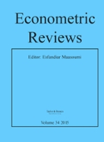 Photo: Econometric Reviews