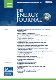 Photo: Energy Journal