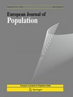 Photo: European Journal of Population