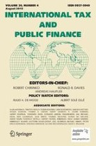 Photo: International Tax and Public Finance