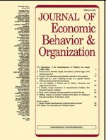 journal-of-economic-behavior-and-organization