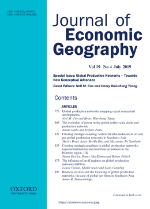 Photo: Journal of Economic Geography