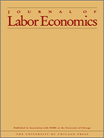 Photo: Journal of Labor Economics