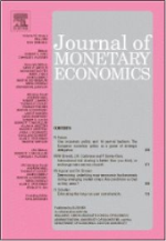 Photo: Journal of Monetary Economics
