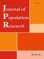 Photo: Journal of Population Research