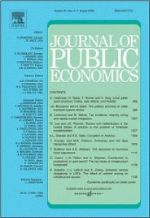 Photo: Journal of Public Economics