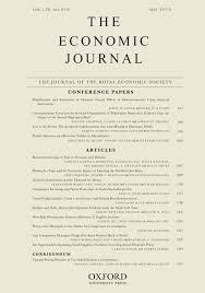Photo: The Economic Journal