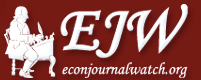 Bilde av Econ Journal Watch logo