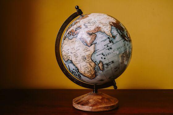 Bildet kan inneholde: kloden, verden, jord, sfære, planet.