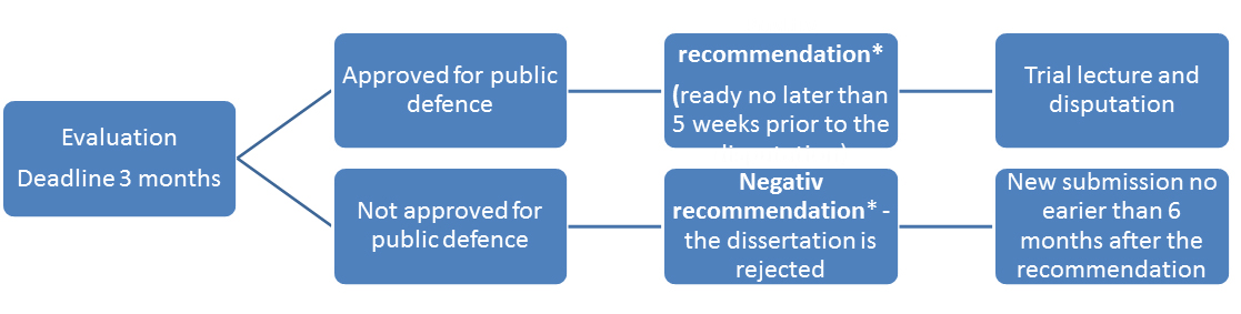Doctoral thesis evaluation criteria