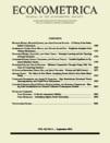 The Econometric Society