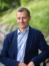 Photo of Jesper Roine.