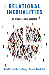 Book cover: Relational inequalities