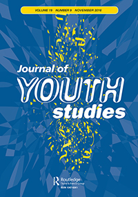 Cover, Journal of Youth Studies