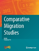 Cover of Comparative Migration Studies