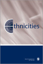 Cover of the journal Etnicities