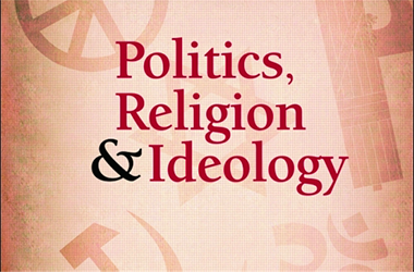 Cover of Politics, Religion & Ideology