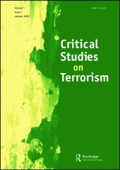 Critical Studies on Terrorism cover picture