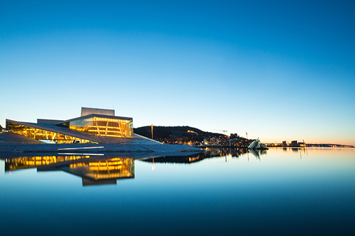 Opera House in Oslo