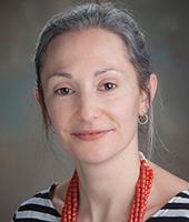 Portrait: Kendra Strauss