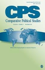 Cover of the Comparative Political Studies