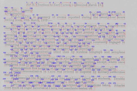 Bildet kan inneholde: rektangel, skrift, parallell, elektrisk blå, symmetri.