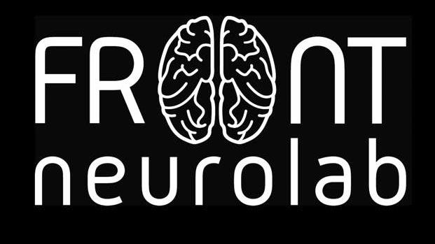 Logoen til Front Neurolab