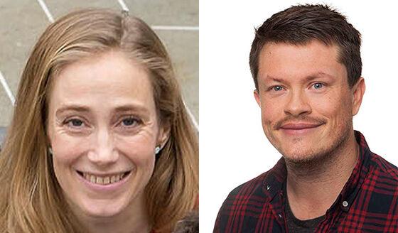 Professor Siri Leknes og førsteamanuens II, Lars Tjelta Westlye, har mottatt hvert sitt gjeve stipend fra Det europeiske forskningsrådet.