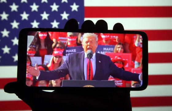 Bildet kan inneholde: rød, flagg, media, usas flagg, visningsenhet.