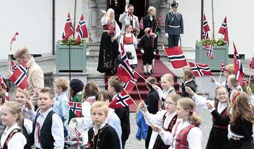 norske bunader husfliden