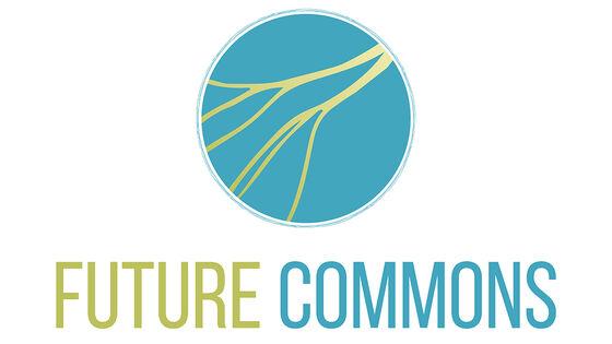 Bildet kan inneholde: font, sirkel, elektrisk blå, logo, grafikk.