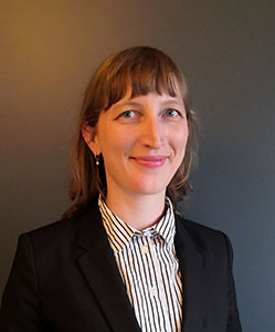 Portrett Lena Gross