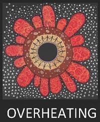 Overheating logo