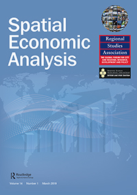 Picture of the Journal Spatial Economic Analysis