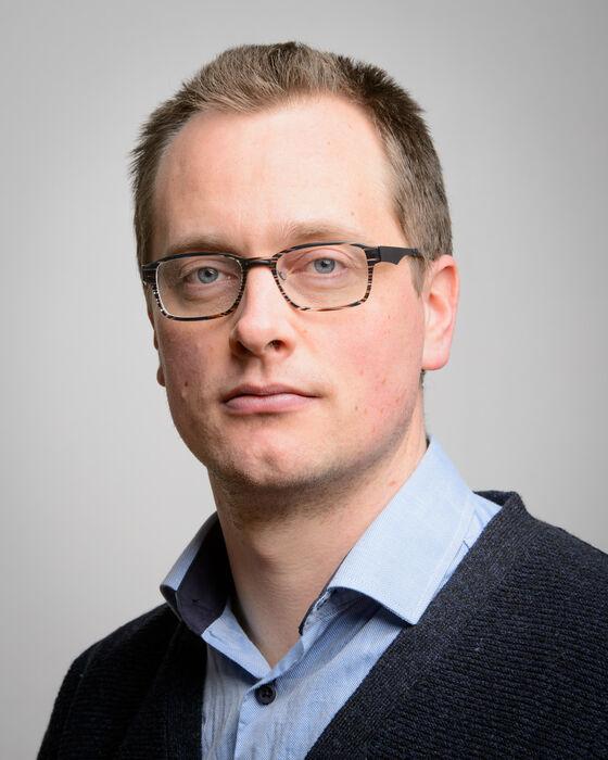 Bilde av Jørgen Aarhaug
